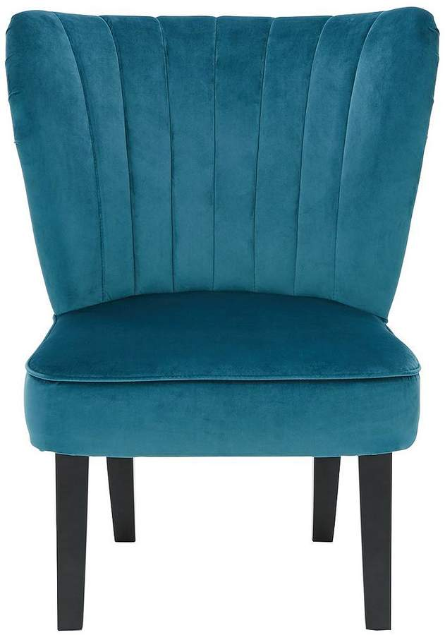 Tiffany Fabric Accent Chair
