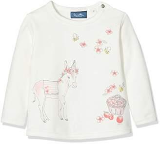 Sanetta Baby Girls Sweatshirt,(Size: 0)