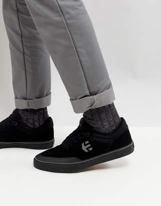Etnies Marana Vulc Sneaker In Black