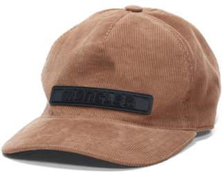 Moncler Corduroy Baseball Cap