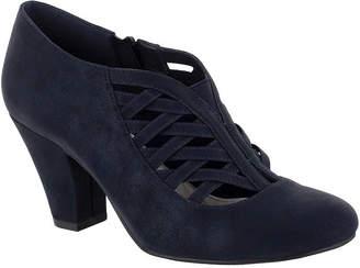 Easy Street Shoes Womens Emmy Pumps Round Toe Spike Heel