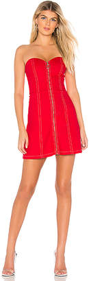 by the way. Heidi Zip Skater Dress