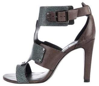Tory Burch Caged High-Heel Sandals