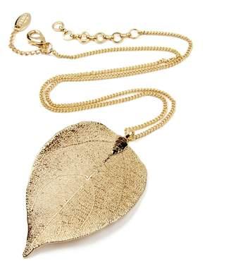 Amrita Singh Women's Gia Leaf Pendant Necklace