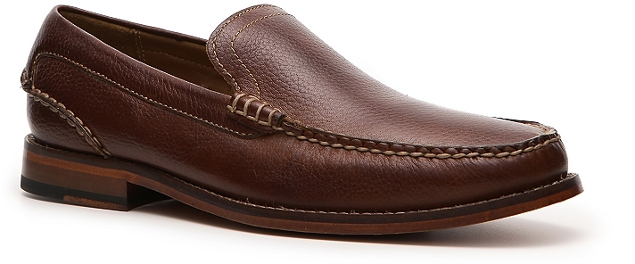 Kanders Handsewn Leather Loafer