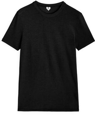 Arket Ice Crepe T-Shirt