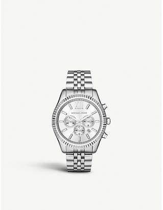 Michael Kors MK8405 Lexington stainless steel watch
