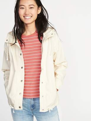 Old Navy Lightweight Canvas Jacket for Women