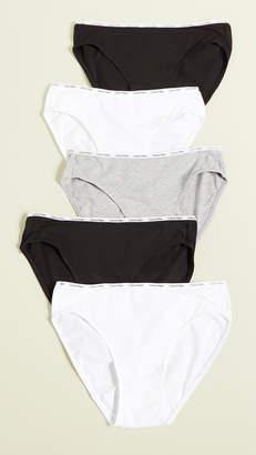 Calvin Klein Underwear Signature Bikini Briefs 5 Pack