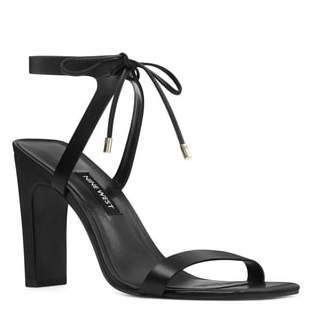 Nine West Longitano Squared Toe Sandal