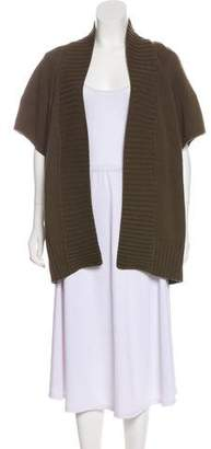 MICHAEL Michael Kors Short Sleeve Knit Cardigan
