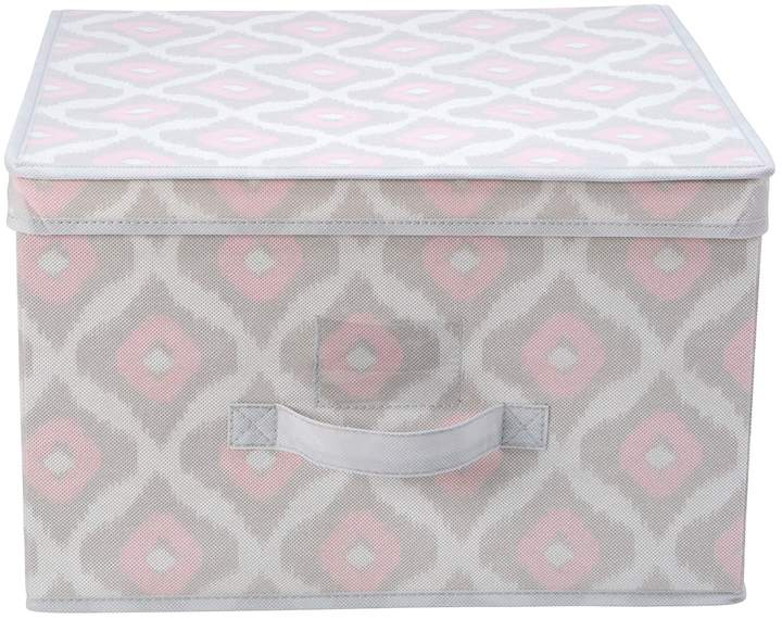 Kennedy International Inc. Closet Candie Jumbo Storage Box - Ikat