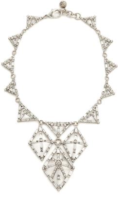 Lulu Frost Promixa Necklace $488 thestylecure.com
