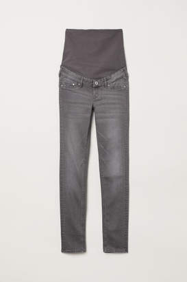 H&M MAMA Skinny Jeans - Gray