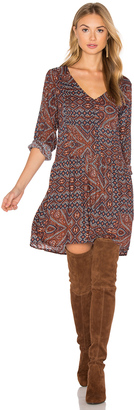 Sanctuary Autumn Fling Dress $129 thestylecure.com