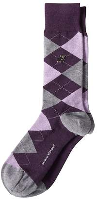 Banana Republic Hound Argyle Sock
