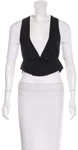 Isabel MarantIsabel Marant Crop Wrap Vest
