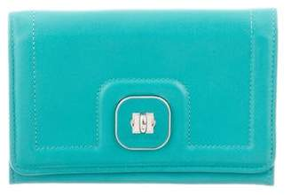 Longchamp Leather Bifold Wallet