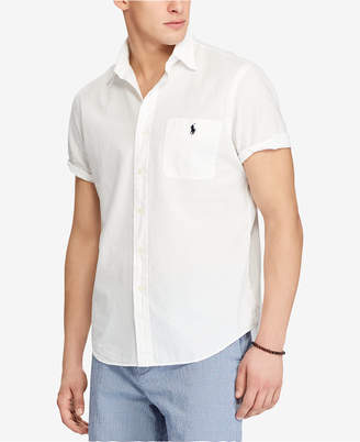 Polo Ralph Lauren Men's Classic Fit Short Sleeve Sport Shirt