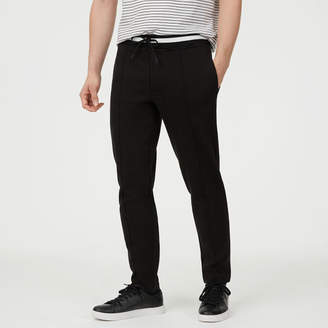 Club Monaco Striped Varsity Sweatpant