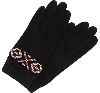 UGG UGG Chaunce Rustic Embroidered Glove