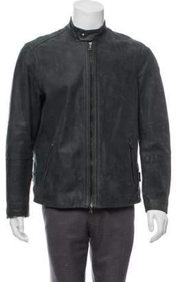 Vince Suede Harrington Jacket
