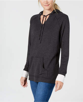Style&Co. Style & Co Hooded Sweatshirt, Created for Macy's