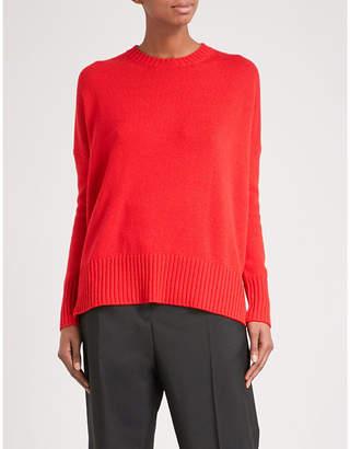 Jil Sander Oversized fine-knit cashmere jumper