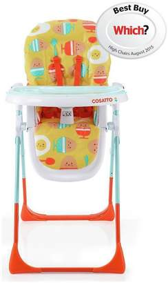 Cosatto Noodle Supa Highchair Egg and Spoon.