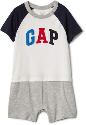 Gap Logo Raglan 2-in-1 One-Piece