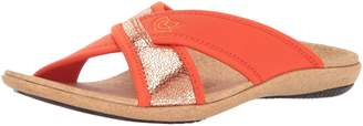 Spenco Women's Lingo Slide Sandal