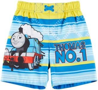 Thomas & Friends Thomas The Train Toddler Boys No. 1 Swim Trunks