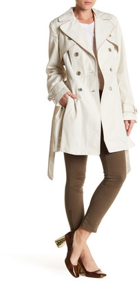 DL2 by Dawn Levy Belted Trench Coat $275 thestylecure.com
