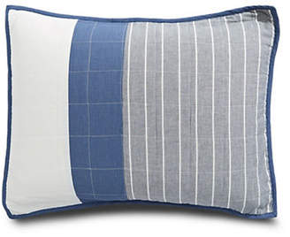 Nautica Swale Quilted Cotton Sham