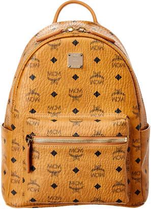 MCM Stark Small Visetos Backpack