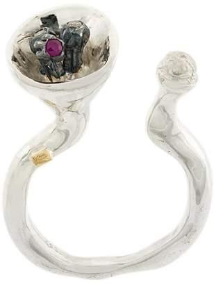 Rosa Maria Saxo Bell ring