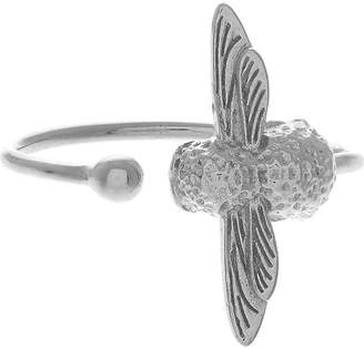 Olivia Burton Bee sterling silver ring