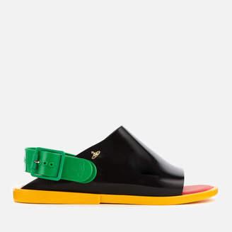 Melissa Women's Twist Flat Sandals
