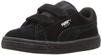 Puma Unisex-Kids Suede 2 Straps Sneaker