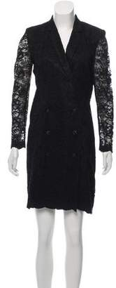 The Kooples Lace Blazer Dress w/ Tags