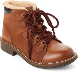 Florsheim Toddler Boys) Cognac Studio Alpine Boots