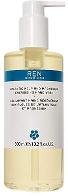 REN Atlantic Kelp And Magnesium Salt Energising Hand Wash, 300ml