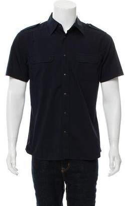 Prada Sport Utility Button-Up Shirt