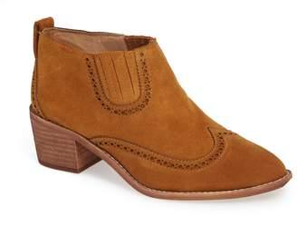 Madewell Grayson Brogue Chelsea Boot