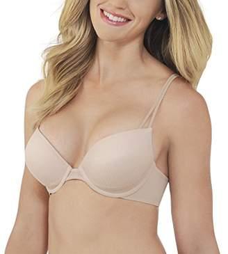 Vanity Fair Women's Extreme Ego Boost Tailored Push-up Bra 2131101