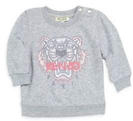 Kenzo Baby Girl's Tiger Graphic Sweatshirt