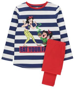 Disney Ralph Breaks the Internet: Wreck-It Ralph 2 Snow White Pyjamas
