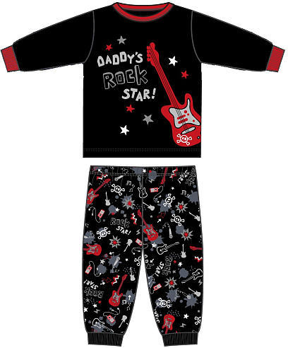 Babies 'R' Us Babies R Us 2 Piece Boys' Cotton Pajama