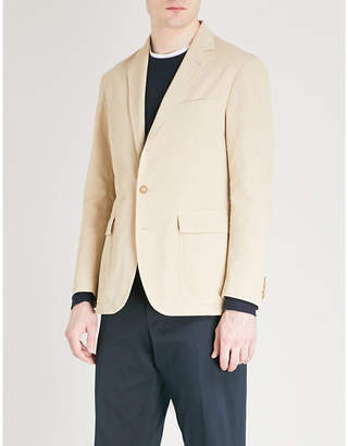 Polo Ralph Lauren Morgan-fit cotton-blend jacket