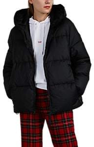 Women's Dionisio Down Puffer Coat - Black